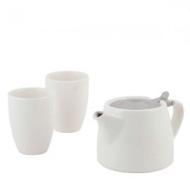 Coffret théière Stump 0,55L et ses 2 Mugs